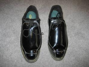 gerry davis plate umpire shoes