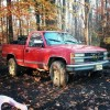 1992 k1500 chevy shortbed